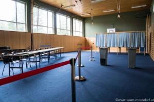 Wahllokal Moosdorf (1 von 1)